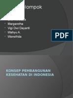 Ppt Konsep Pembangunan Kesehatan Di Indonesia
