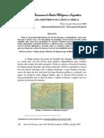 Panorama Hist'Orico Da Lingua Grega