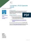 E20 260 IE VPLEX Specialist Exam