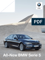 Ficha técnica All-New BMW 530i Executive