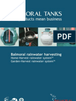 Rainwater Harvesting -  Balmoral