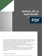 Manual de La Main Board