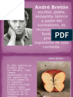 Andre Breton Escritor, Poeta, Ensayista,