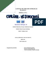 0 Concurs Copilaria