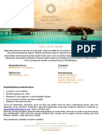 Job Advertisement Template - 04-05-2017