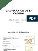 Biomecánica de La Cadera