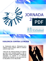 Jornada Salud Mental 2012