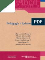 Pedagogia y Epistemologia