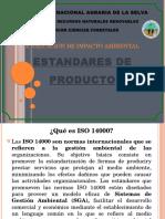 Para Exponer Estandares de Productos
