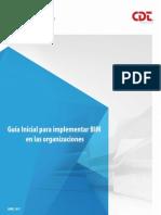 Guia Inicial Para Implementar BIM en Las Organizaciones