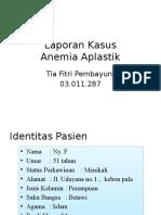 Laporan Kasus Anemia