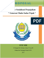 Proposal Seminar Perpajakan Gmsp
