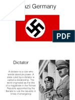 nazi germany project