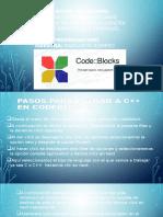 Programas de Codeblocks