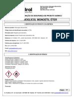 Fispq Etilenoglicol Monoetil Eter Pa - Cod. a-2706