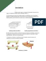 Ropiedades Mecánicas de La Madera
