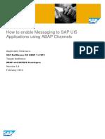 Messaging to SAP UI5.pdf