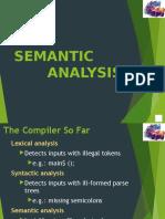 Semantic Report