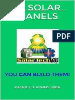 DIY Solar Panels - You CAN Build Them
