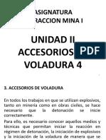 Clase 12 Accesorios de Voladura