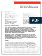 AHCA Final Letter 3.7.17