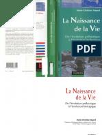 MC Maurel La_naissance_de_la_Vie.pdf
