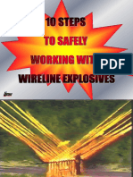 (2)QHSE Explosive Safety
