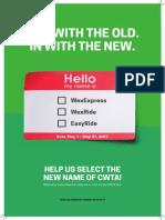 CWTA New Name Poster