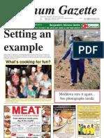 Platinum Gazette 23 July 2010
