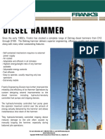 Diesel Hammer - Frank's International