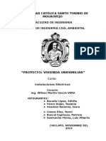 Expediente Técnico Vivienda unifamiliar - Instalaciones Eléctricas.docx