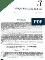 Avaliação Básica Da Audição – Fundamentos Em Fonoaudiologia