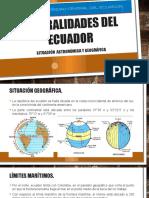 Generalidades Del Ecuador