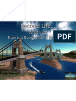 Second Life Presentation