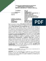 Ejemplo Contrato Compraventa de Software