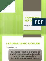 Traumatismo Ocular 2 Jchm