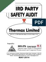 Thermax Ltd SA 2014
