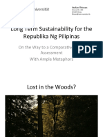 Long Term Sustainability for the Republika Ng Pilipinas
