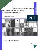 Informe Nacional Teresa Alvarez