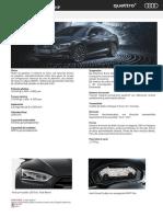 Audi A5 2.0 Sport 252hp - 2017