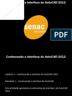 c1-Conhecendo a Interface Do Autocad