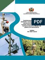NB 148011 2014 Unidades Constructivas de RADEE 24.9-14.4 KV