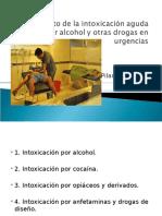 Tratamiento de La Intoxicacion Aguda Por Alcohol y Otras Drogas SUÑER