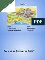 Pólis - Mateus Martins _ Filipe Santos