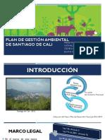 Presentacion Del Plan de Gestion Ambienta Del Municio de Cali 2012-2019 Moreno,Gozalez y Ospina