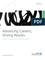 Advancing Careers Driving Results