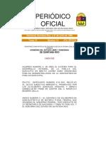 DOF - Acuerdo de Creación Del Sistema Para El Desarrollo Integral de La Fa...
