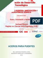 Santiago Riveros -Aceros Puentes ICHA