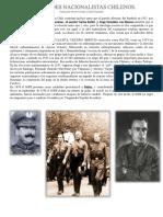 nazis en Chile trabajo de informacion