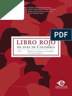 Libro Rojo de Aves de Colombia - Sampler